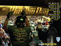 2010 Oregon Football Wallpaper